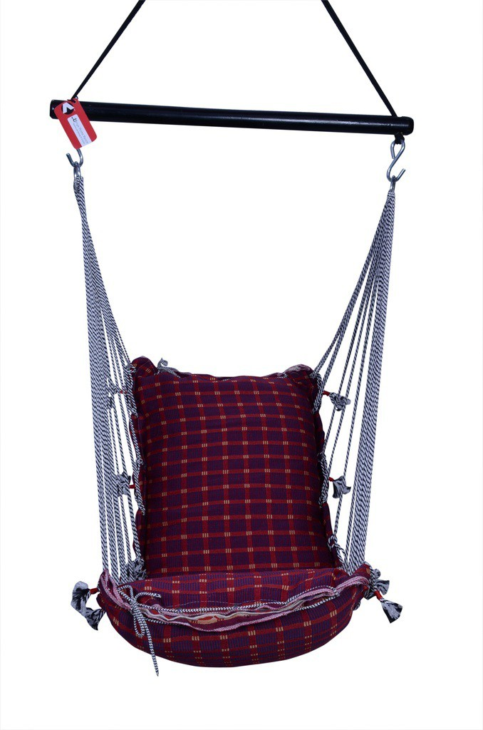 View Kkriya Home Decor Regular Cotton Swing(Multicolor) Furniture (Kkriya Home Decor)