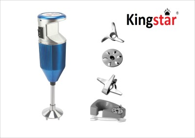 Kingstar Bmw Blue 150 W Hand Blender(Grey)
