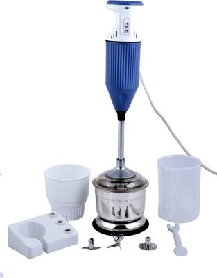 United PORTABLE1 200 W Hand Blender(Blue, White)