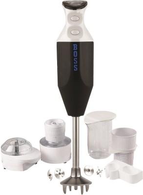 Boss B103 Genius Portable 200 W Hand Blender(Black, White)