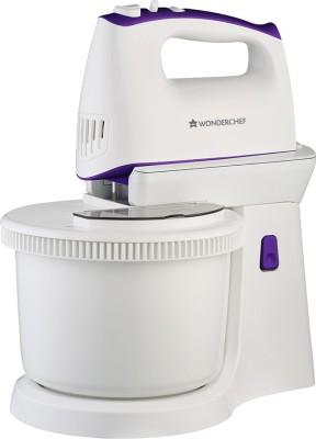 Wonderchef Regalia Stand Mixer 400 W Hand Blender(VoiletIIWhite)