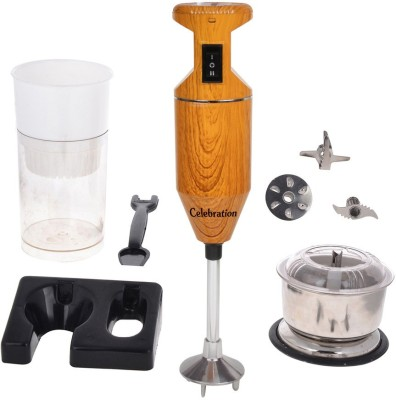Celebration Gold With Attachments HB11 200 W Hand Blender