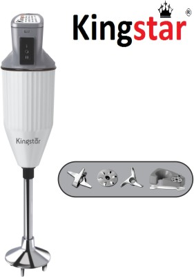 Kingstar JX 2 200 W Hand Blender(White)