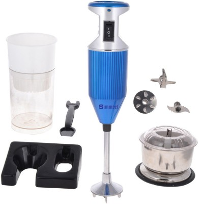 Sunmeet SMBlue with Attachment 200 W Hand Blender