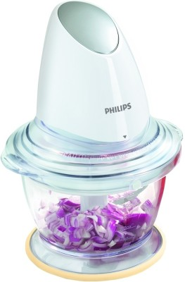 Philips HR1396/00 500 W Hand Blender(White, Silver)