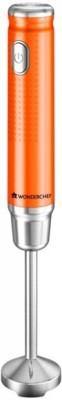 Wonderchef Regalia 350 W Hand Blender(Orange)