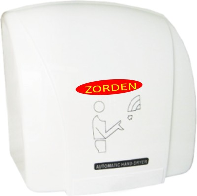 Zorden KC-851 Automatic ABS Plastic Hand Dryer Machine