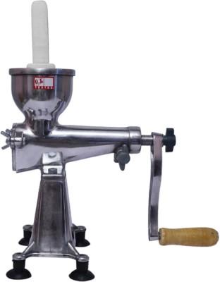 Gold Dust Classic Fruit & Vegitable Manual Aluminium Hand Juicer(Silver)