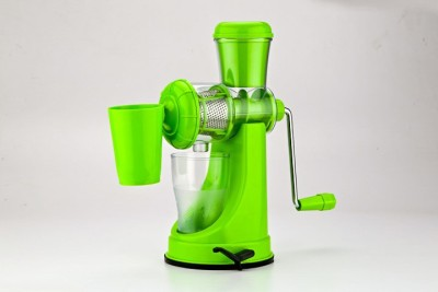 Cookway Plastic, Stainless Steel Hand Juicer(Green)