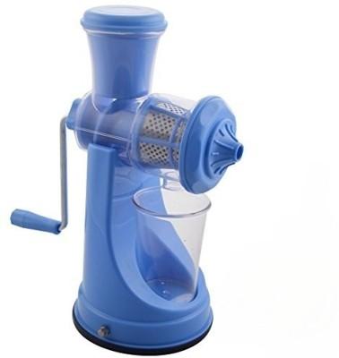 Flora Plastic Hand Juicer(Blue) at flipkart