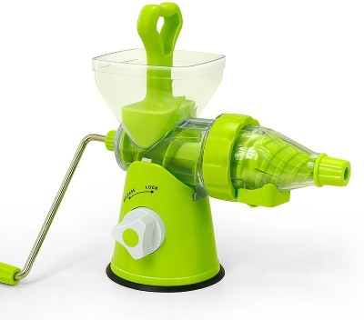 Enfin Homes Plastic Hand Juicer(Green)