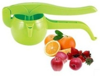 Swarish Plastic Apple Citrus Press Handy Grips Blender Plastic Hand Juicer