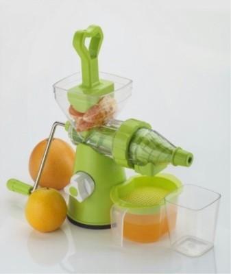 Novet Plastic Hand Juicer