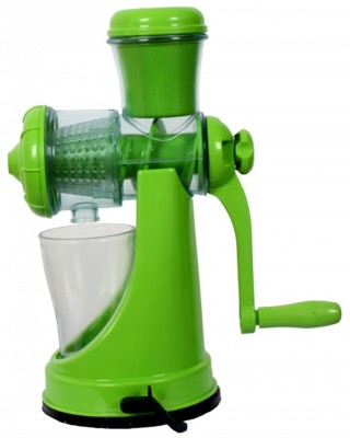 Gold Dust Apex Fruit & Vegitable Manual Plastic Hand Juicer(Multicolor)