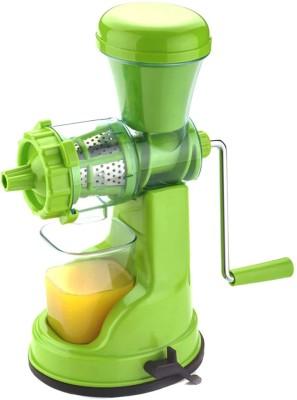Jen Ultimate Green Plastic Hand Juicer at flipkart
