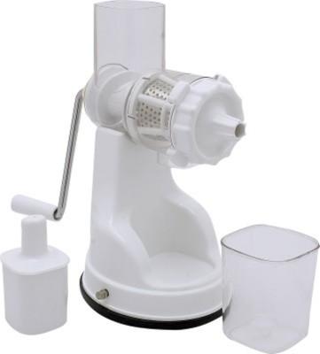 SIDHIVINAYAK ENTERPRISES Plastic Hand Juicer(White Pack of 1) at flipkart