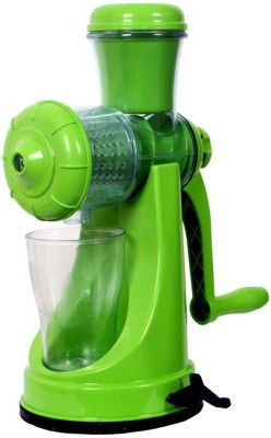Apex Polypropylene Hand Juicer(Green) at flipkart