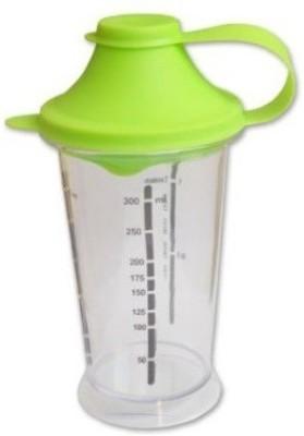 Vmore 300 ml Multi Mixbecher Mixing Juicing Shaker Cup Plastic Hand Juicer