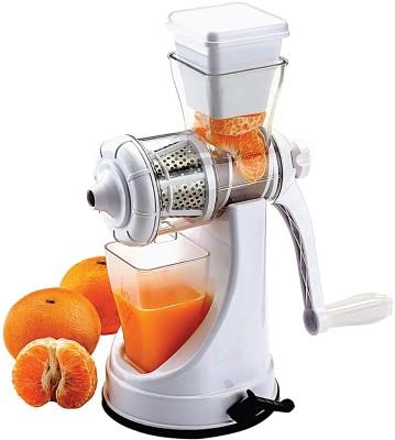 Vshl Jcr Fruit & Vegetable Plastic Hand Juicer