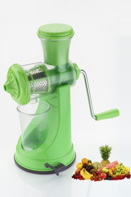 Primelife juicer Plastic Hand Juicer(Green Pack of 1) at flipkart