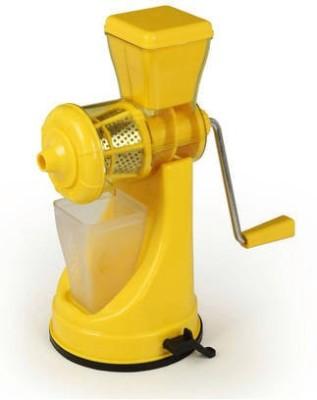 Ultimate Polypropylene Hand Juicer(Yellow) at flipkart