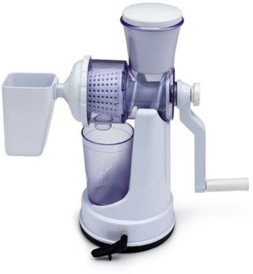 Hariom Enterprises Vegitable And Fruit Cutter Plastic Hand Juicer