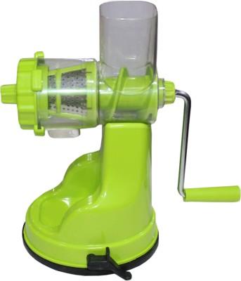 scrazy Plastic Hand Juicer(Green)