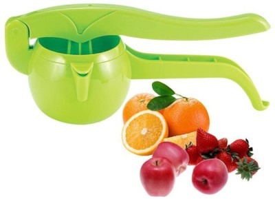 Vmore Unbreakable Apple Shaped Vegetables Fruit Citrus Plastic Hand Juicer