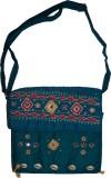 Muren Messenger Bag (Green)