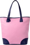 Uni Carress Hand-held Bag (Pink, Purple)