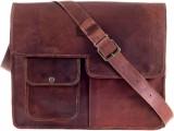 Goatter Messenger Bag (Multicolor)