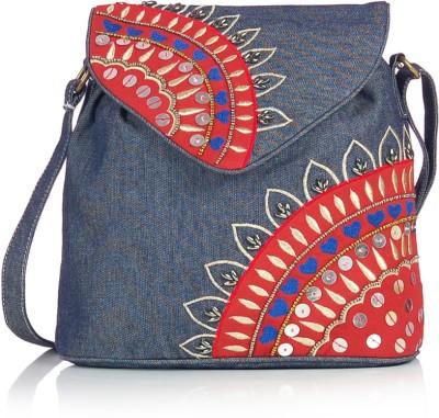 Shaun Design Messenger Bag