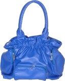 Match And Catch Shoulder Bag (Blue)