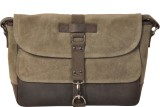 ROSTIG Messenger Bag (Grey, Black)