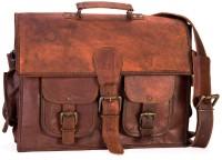 Crafat Shoulder Bag(brown)