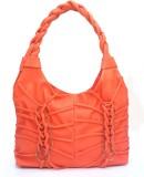 JOVIAL BAGS Hand-held Bag (Orange)