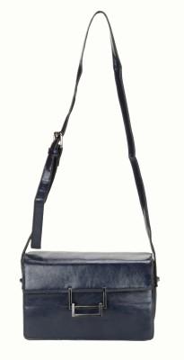 Kawaii Girls, Women Blue PU Sling Bag