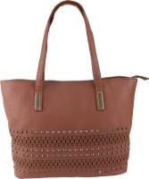 U-NIK Trendsetter Hand-held Bag(Brown)
