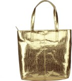 Style Code Tote (Gold)