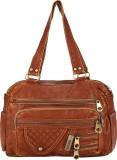 Liza Shoulder Bag (Brown)