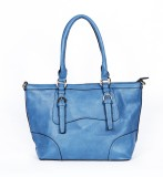 DJ Blues Shoulder Bag (Blue)