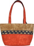 Evokriti Hand-held Bag (Multicolor)