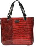 Rocia Hand-held Bag (Red)