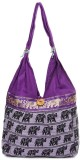 Kraftrush Shoulder Bag (Purple)