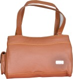 ksm Hand-held Bag (Brown)