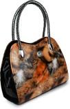 Star Style Hand-held Bag (Orange)