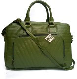 Fashion Knockout Hand-held Bag (Green)