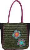 Anekaant Hand-held Bag (Black, Green, Pi...