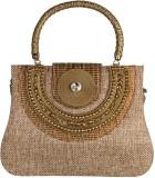 Mishe Designer Hub Hand-held Bag (Khaki)