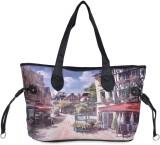 Coash Hand-held Bag (Multicolor)